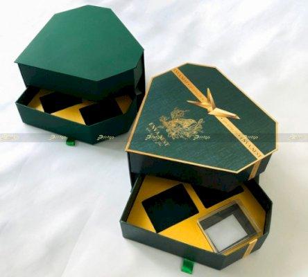 In hộp giấy đựng yến sào ENVA.NEST PG-HYS-13 giá tốt