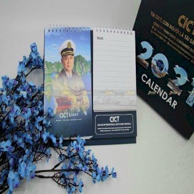 In lịch độc quyền cho Ngành hàng hải PG-LDQ02 uy tín, chuyên nghiệp